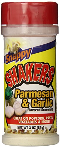 Snappy Popcorn Co. Inc Snappy Popcorn Shaker Sample Pack, 12 Count, 4lb