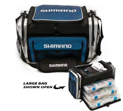 Shimano Borona Tackle Bags by - Shimano Tackle