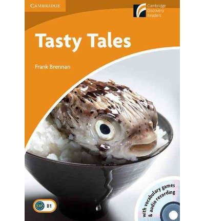 Tasty Tales Level 4 Intermediate Book with CD-ROM and Audio CDs (2) Pack: Level 4 (Cambridge Discovery Readers: Level 4) (Mixed media product) - Common