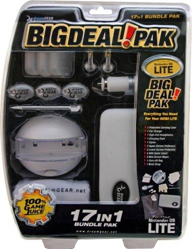 - Nintendo DS Lite 17 in 1 Bundle Pak White