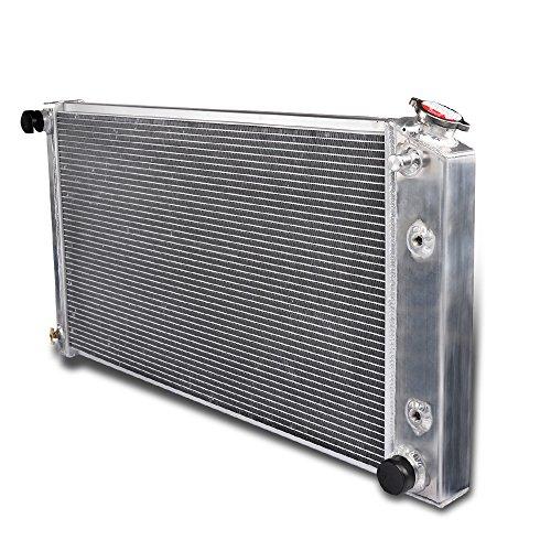 2 Row Core For 1973-1980 CHEVY C/K SERIES C10/K10 PICKUP L6/V8 Full Aluminum Racing Radiator