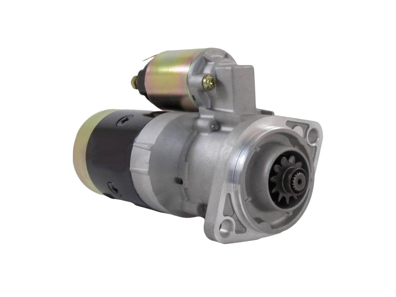 Amazon new starter motor fits 90 95 clark fork lifts gpx20 amazon new starter motor fits 90 95 clark fork lifts gpx20 gpx25e gpx30 replaces 918306 automotive fandeluxe Images