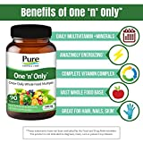 Pure Essence Labs One n Only - Worlds Most Energetic One Daily Multiple - 90 Tablets
