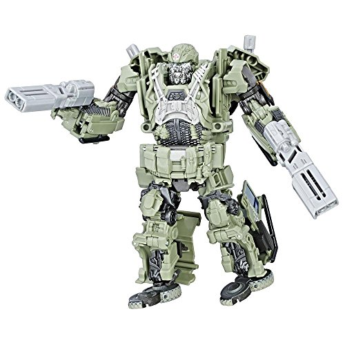 Transformers: The Last Knight Premier Edition Voyager Class Autobot Hound - Hound Toy