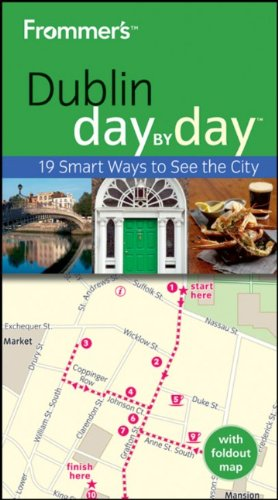 Read Online Frommer's Dublin Day By Day (Frommer's Day by Day - Pocket) PDF