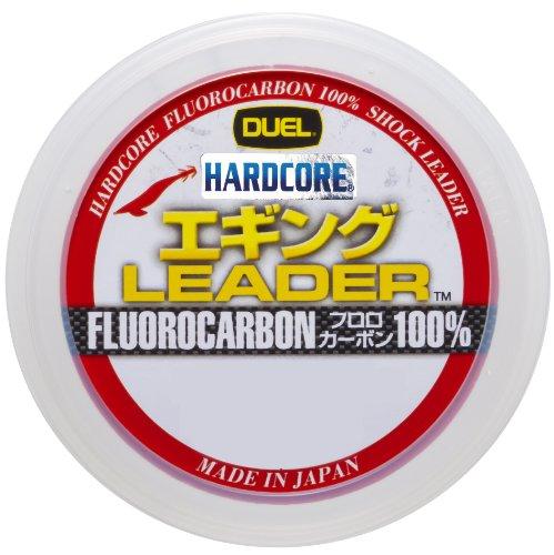 デュエル(DUEL) ライン HARDCORE エギング LEADER 30m 1.5号の商品画像