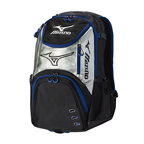Mizuno Pro Batpack - All Colors - Baseball or Softball (Navy & ()