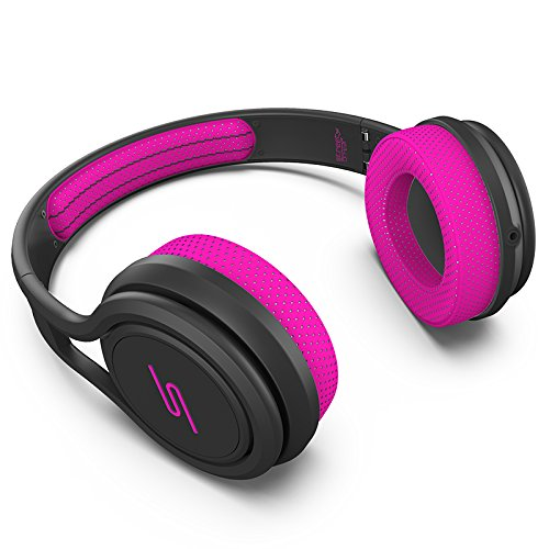 upc 812184012348 product image for SMS Audio SMS-ONWD-SPRT-PNK STREET by 50 On-Ear Wired Sport Headphones - Pink