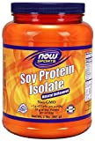 Now Sports Nutrition, Soy Protein Isolate Powder, Unflavored, 2-Pound