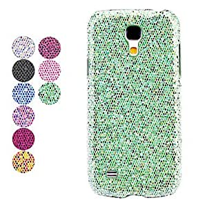 Twinkle Hard Case for Samsung Galaxy S4 Mini I9190 (Assorted Colors) --- COLOR:Pink