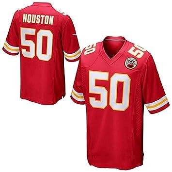 Thole NFL Camiseta Fútbol Kansas City Chiefs 50# Houston ...