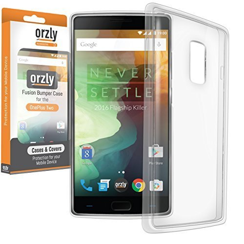 Orzly® FUSION Bumper Case Cover Shell (