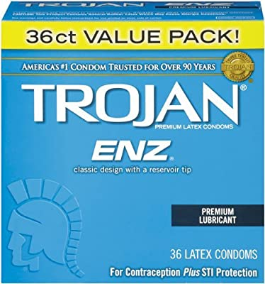 Trojan Condom ENZ Lubricated