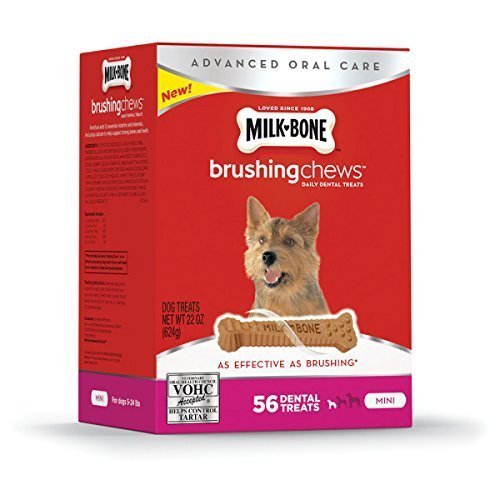 Milk-bone® Brushing Chews Dental Treats - Mini