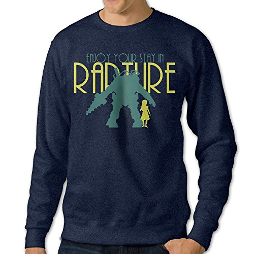U9 Men's Bioshock Crewneck Sweater
