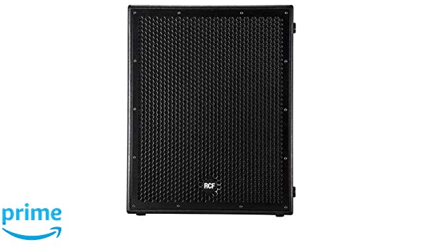 Amazon com: RCF-USA Sub 8004-AS Active High Power Subwoofer