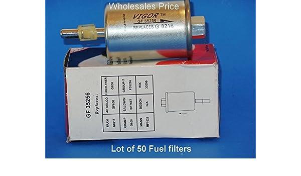 2000 Cadillac Deville Fuel Filter