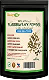 Bladderwrack sea moss powder supplement Seaweed Kelp Iodine rich thyroid support for hormone balance & glandular support | Made in USA