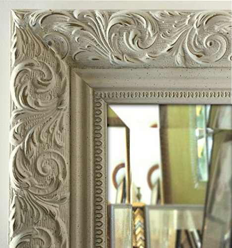 West Frames Bella Ornate Embossed Framed Wall Mirror (28.25