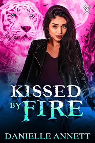 Kissed by Fire: An Urban Fantasy Novel (Blood and Magic Book 2) (A Woman With An Issue Of Blood)