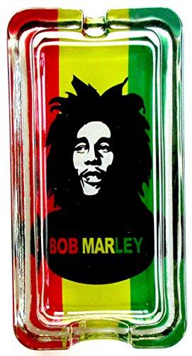 Bob-Marley-Short-Dreads-Marijuana-Weed-Glass-Ashtray