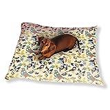 Patch Piep Dog Pillow Luxury Dog Cat Pet Bed