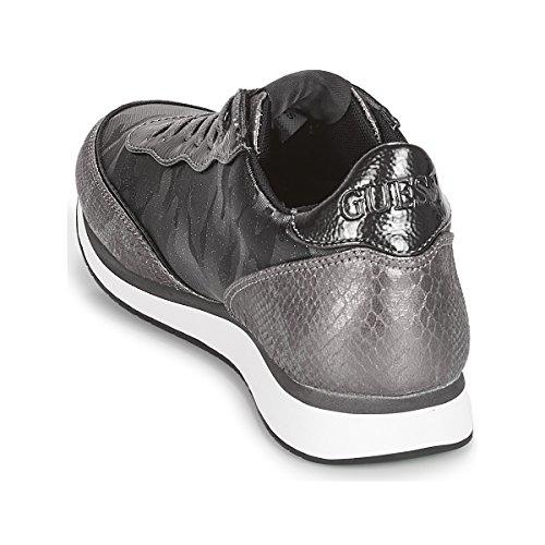 Sunny Guess Noir de Black Femme Black Chaussures Gymnastique dSSprq