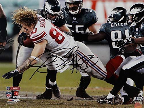 Jeremy Shockey New York Giants Memorabilia fd20a3b63