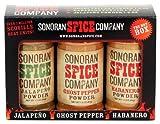Sonoran Spice Ghost Pepper, Habanero, Jalapeno Powder Hot Box