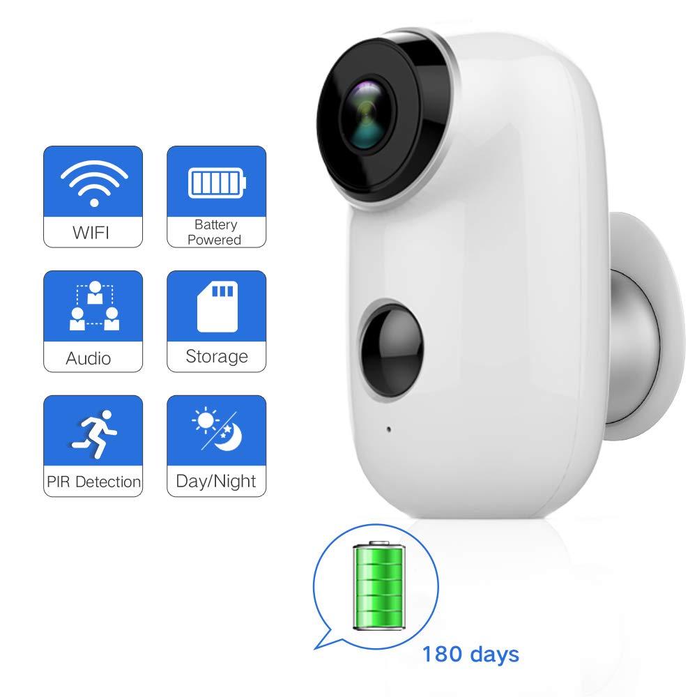 19cd0e4ca30 Amazon.com   SDETER Outdoor Security Camera