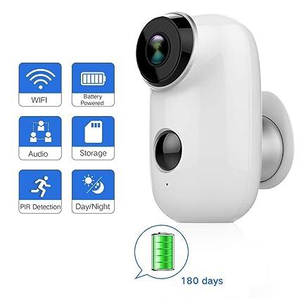 3c99b202a1c8 Amazon.com   SDETER Outdoor Security Camera