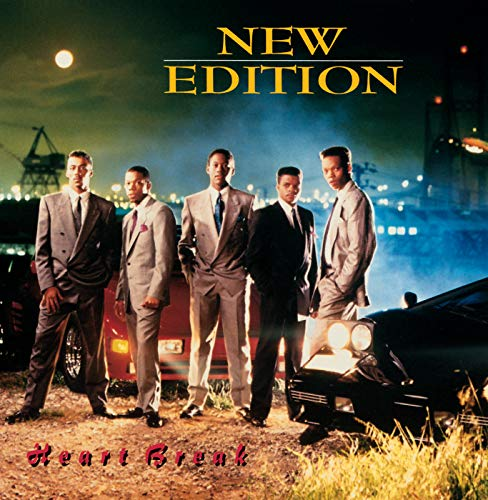 That's The Way We're Livin' (New Edition Thats The Way We Re Livin)