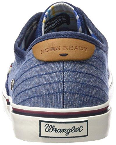 Wrangler Legend - Zapatillas Hombre Azul