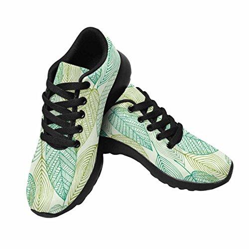 Scarpa Da Jogging Leggera Da Uomo Dinteresse Jogging Leggera Andare Facilmente A Passeggio Comfort Sportivo Decorativo Motivo Ornamentale A Molla
