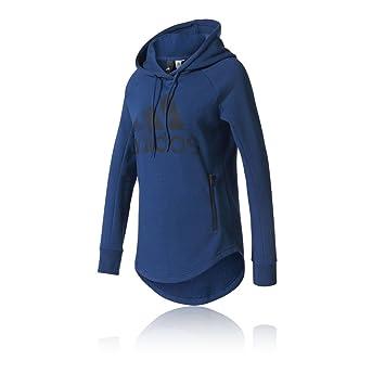 adidas Damen SP ID OH Hood Sweatshirt, Blau Azumis, 2XL  Amazon.de ... a93c554da5