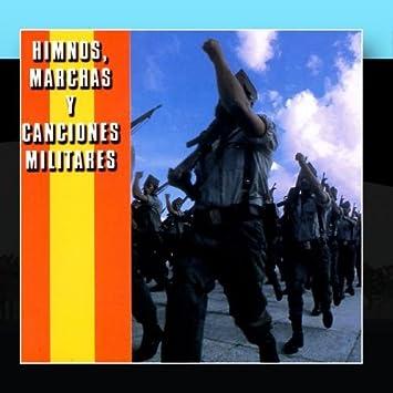 Himnos, Marchas Y canciones Militares: Gran Banda Militar: Amazon.es: Música