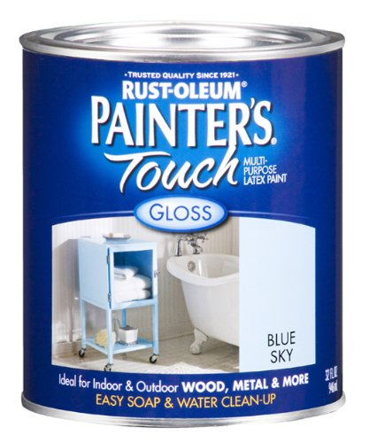 rust-oleum-1924502-painters-touch-quart-latex-gloss-blue-sky-formerly-country-blue