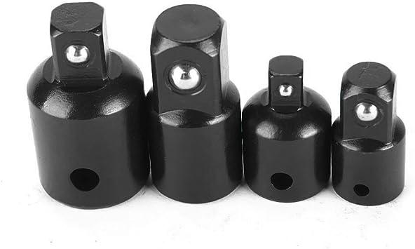 Siundam Adaptateur Douille 1//2 3//8 1//4 Forets Hexagonale Adaptateur Set Cl/é d/écrou Reducteur Socket Adaptor Converter Cl/és /à Rochet Embouts
