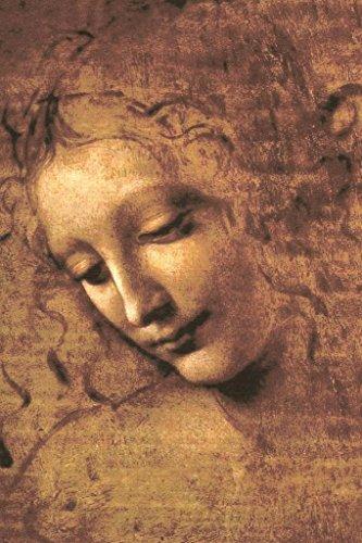 (Leonardo Da Vinci Head of A Woman La Scapigliata High Renaissance Poster 24x36 inch)