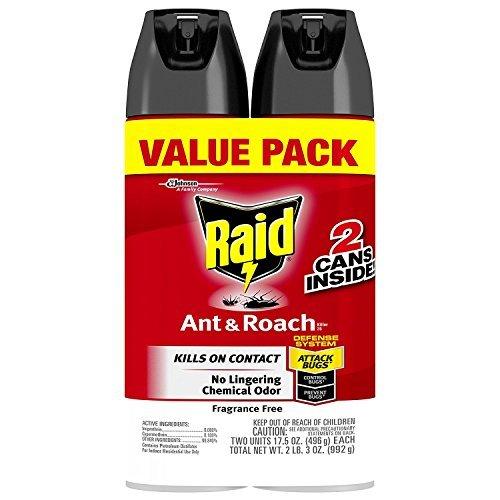 Ant & Roach Killer Fragrance Free (3)