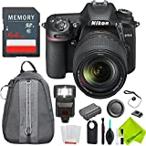 Nikon D7500 DSLR Camera with Nikon 18-140mm Lens Travel Kit