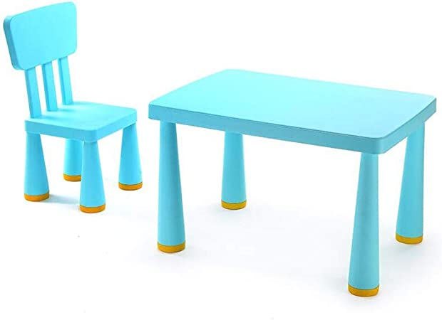 XUERUI Tables Activité Table Chaise Ensemble, Apprentissage ...