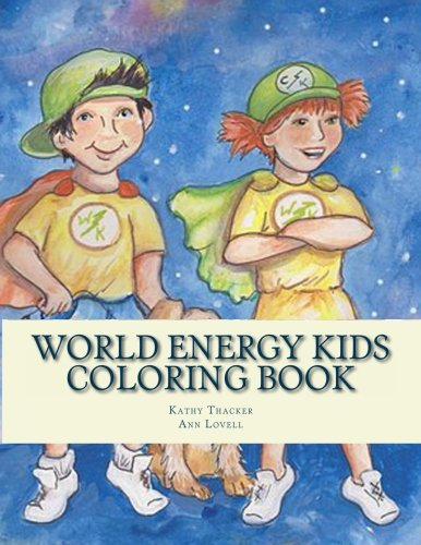 World Energy Kids: Coloring Book pdf