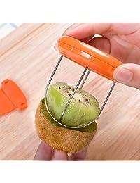 PickUp Shopline Creative Home Kiwi Peelers & Zesters Stainless Fruit Corers Separator 2-in-1 Cutter Fruit Knife Fruit... opportunity
