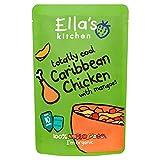 Ella's Kitchen - Stage 3 Toddler Food - Caribbean Chicken - 190g