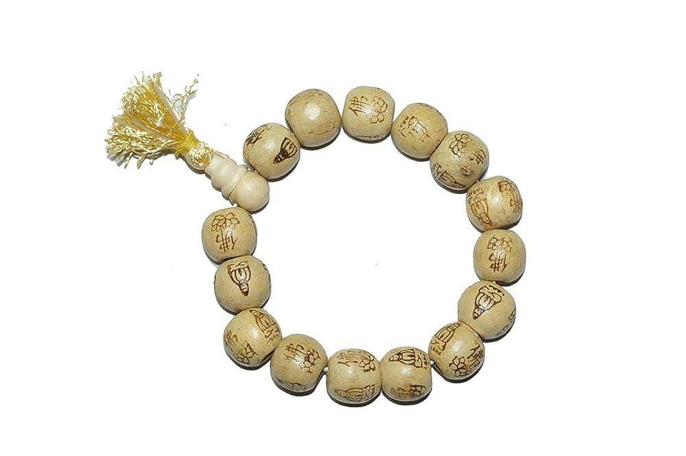 Amazon.com: Pulsera de semillas de Bodhi Yoga Oriental Buda ...