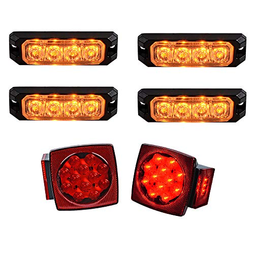 Led Number Plate Lights Flashing in US - 4