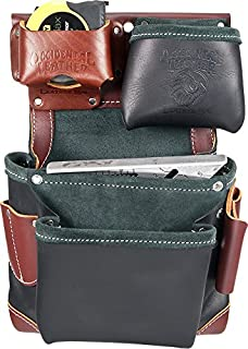 product image for Occidental Leather B5611 Green Building Fastener Bag, Black