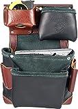 Occidental Leather B5611 Green Building Fastener Bag, Black