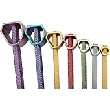 Wild Country Anodized Rockcentrics Set #3-9 One Color, Dyneema Set # 3-9
